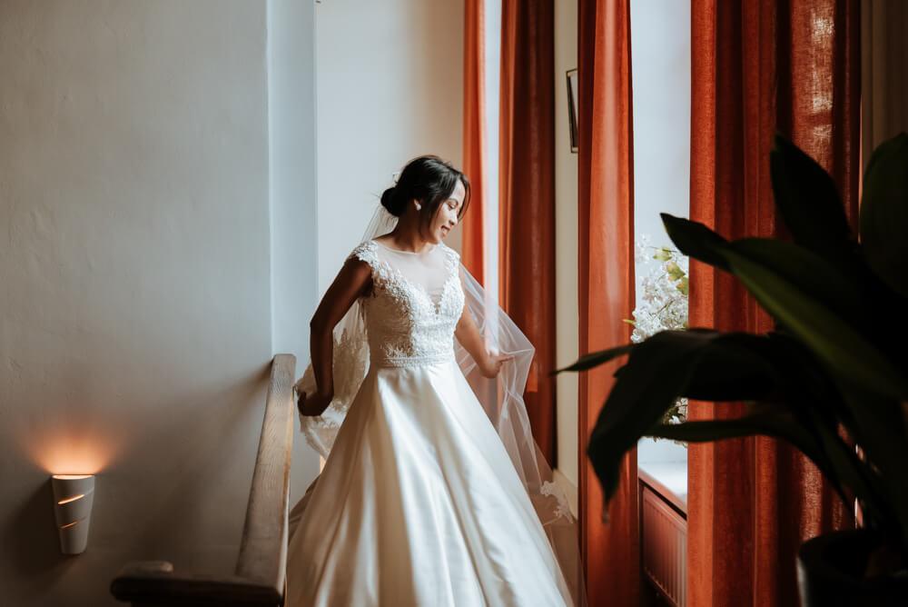 Een trouwreportage bij Kasteel Henkenshage in sint Oedenrode
